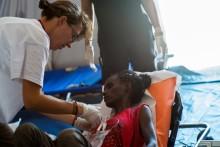 Ett år efter Lampedusa-tragedin: EU får inte överge flyktingar till havs