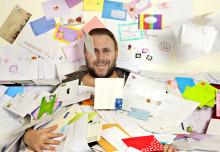 Rekordmånga barn vill fortfarande brevväxla