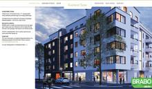 Projektsajt för BRABO Stockholm – Kvarteret Svea