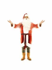 Julemanden vælger Travellink som rejsebureau