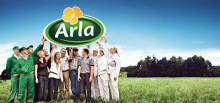 Arla achieves a smooth flow of milk transports with PreCom