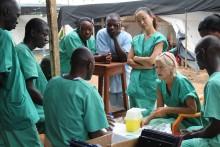 """Om WHO:s plan mot ebola: """"Det räcker inte att följa katastrofen från läktaren"""""""