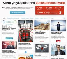 Mynewsdeskillä uudet verkkosivut!