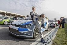 Ny pallplats och fortsatt bronsläge för Johan Kristoffersson och Volkswagen i rallycross-VM