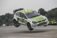 Medaljer för Volkswagen-förare i rallycross-EM