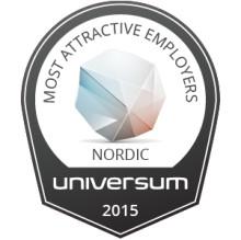 Ekonomistudenter i Norden rankar Scandic som bästa arbetsgivaren i hotellbranschen