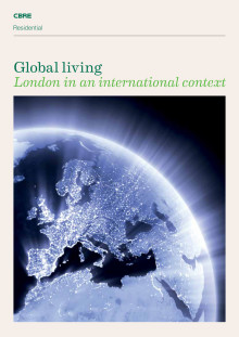 Global Living: London In An International Context