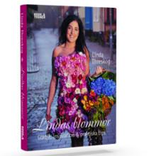 Lindas blommor - en blomsterbok i kokboksformat!