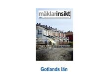 Mäklarinsikt Gotlands län 2015:2