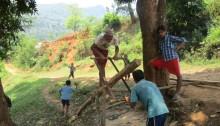 IM får ansvar för by i Nepal