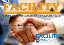 ISS deltar på Facility at Your Service på Kistamässan