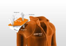 Inspireras och lär dig mer om GORE-TEX® Active på ny mikrosajt