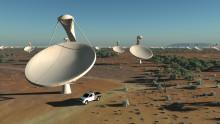 Sverige går med i globalt radioteleskop-projekt