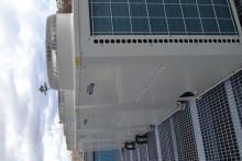Köpcentrum i Alingsås valde Mitsubishi Electric