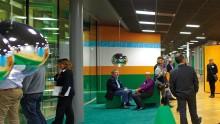 Företagen på Lindholmen startar eget affärsnätverk