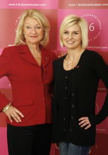 Stockholm Ice slår ett slag för kvinnohjärtat