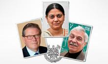 Leif Johansson, Geetam Tiwari och Peter Catto blir årets hedersdoktorer vid Chalmers