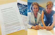 Polarbröd signerar internationell deklaration om Arktis framtid