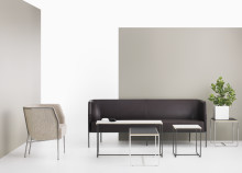 Svenska möbelproducenten Lammhults på Salone del Mobile i Milano 9-14 april 2015
