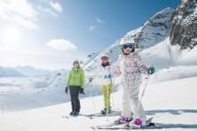 Skihjelmen bliver hjemme på mange danskeres skiferier!