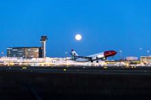 Pilotstrejken fortsätter – inställda avgångar på inrikestrafiken i Norge, Sverige och Danmark på torsdag