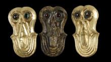 GULD OCH GRANATER - arkeologiska fynd från storhögen i Gnista