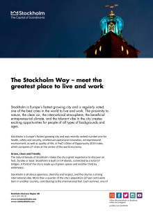 The Stockholm Way