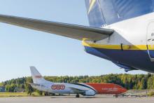Stockholm Västerås Flygplats lyfter igen