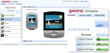 Qmatic lanserar ny mediaspelare och Digital Signage för kommunikation genom hela kundresan