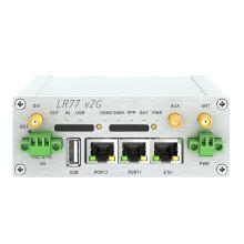 Robust router blir robustare