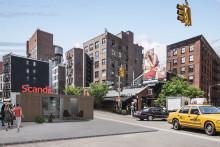 Scandic öppnar hotell i New York  - tar med sig Hötorget