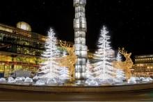 Se Stockholm i nytt ljus inför julen!