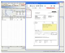 Vårnyhet 3 - Med Swinx ScanLev klickar man fram fakturor i Visma och Mamut