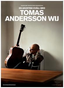 Tomas Andersson Wij på vårturné