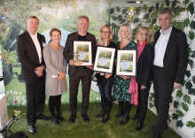 Linköpings Universitet vinnare av Green Tenant Award