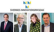 Pressinbjudan till Sveriges Innovationsriksdag i Västerås 21-22/4