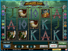 Won €7,418 on mobile slot Dragon Ship at Vera&John