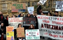Desperation bakom aktionen vid fredsprisceremonin i Oslo