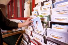 Doktorns broschyrställ lyfts fram i rapport om väntrumsinformation