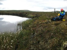 Elever möter polarforskare i Gränna