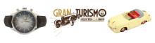 Kaplans auktionerar ut Memorabilia och Klockor i samarbete med Gran Turismo Expo