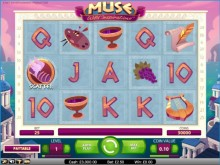 Isabelle won €7,118 playing Muse at Vera&John