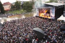230 unika programpunkter på Västerås Cityfestival