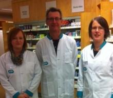 Apotekare driver nu två apotek i Halmstad