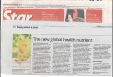 Popular EDG3 from Qnet in The Star newspaper dated 6 October 2015