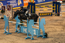 Sista delfinalen av Swedish Riders Trophy avgörs på Strömsholm