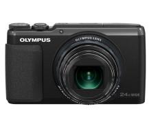 Olympus STYLUS Traveller med 5-axlig bildstabilisering