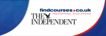 The Independent launches new Professional Training & Courses Site – powered by Findcourses.co.uk