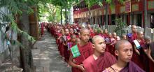 Myanmars mystik