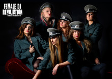 Female DJ Revolution hos Vakna med The Voice torsdag den 27 september